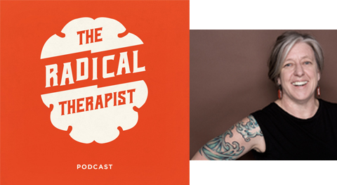 The Radical Therapist #015 – Activism in Therapy: An Ethic of Witnessing w/ Vikki Reynolds, PhD