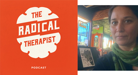 The Radical Therapist #016 – Writing Outside The Margins w/ Sarah Rafael Garcia
