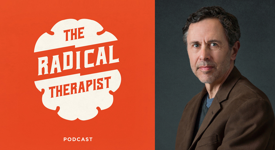 The Radical Therapist #032 – Attending: Medicine, Mindfulness, and Humanity w/ Ronald Epstein, M.D.